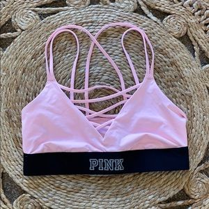 NWOT VS Pink Sports Bra sz S- DD